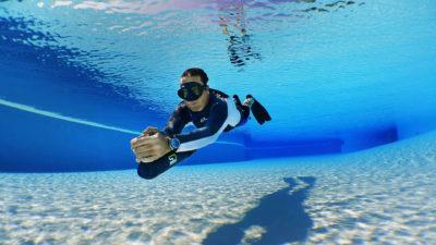 Go Dive Now Pool Tour