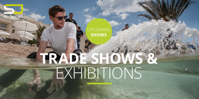 Upcoming tradeshows: Discover SCUBAJET and other hot news in the water sports world